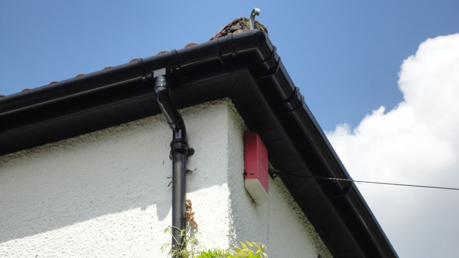 Specialist Installers Of Upvc Guttering And Seamless