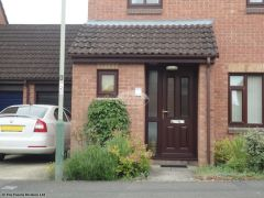 upvc rosewood fascia soffit brown round upvc guttering swindon