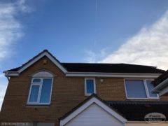 Replacement fascia, soffit and guttering Swindon