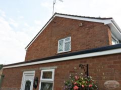 UPVC fascias, soffits and guttering installation
